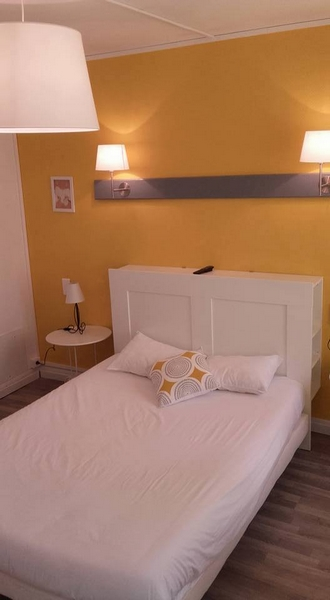 Chambre 3 Hotel Les Thermes Jonzac